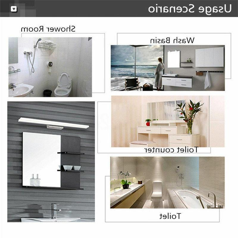 Modern LED Mirror Front Make-up Wall Light
