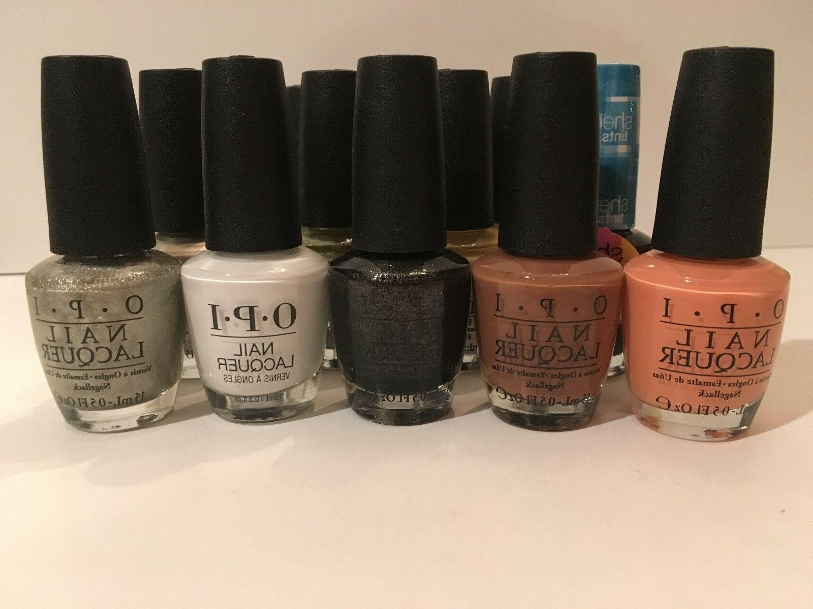 nail polish 0 5 oz many colors