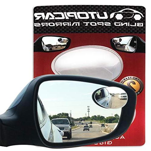 new blind spot mirrors can be adjustable