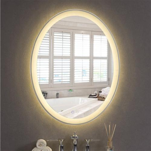 Oval Vanity Touch