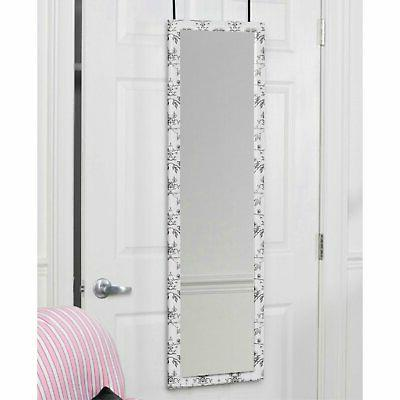 Mirrotek Over the / Mounted Full Length Mirror