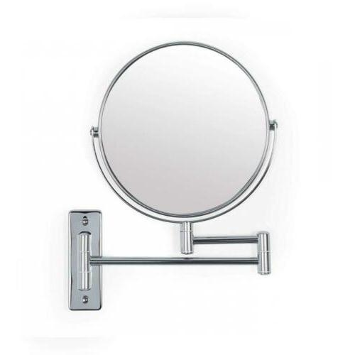 products cosmo wall mount mirror with folding