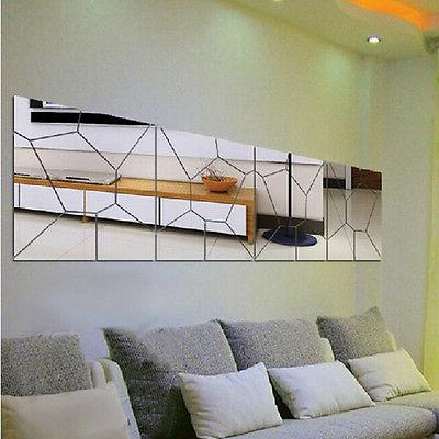 Removable Decal Art Mural Wall Stickers Decor DIY