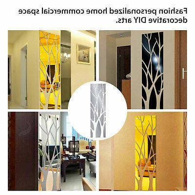 Removable Tree Decal Art Mural Stickers Home Room Decoration