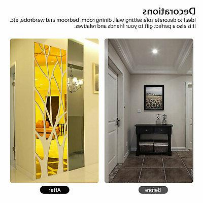 Removable Modern Decal Mural Stickers Home Room Decoration