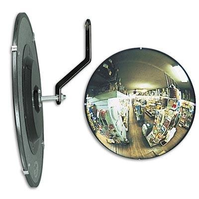 see all 160 degree convex security mirror