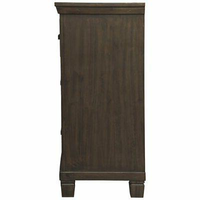Signature Design Johurst Dresser in Grayish