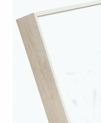 CrossROBBIN Thin Frame Mirror, Maple