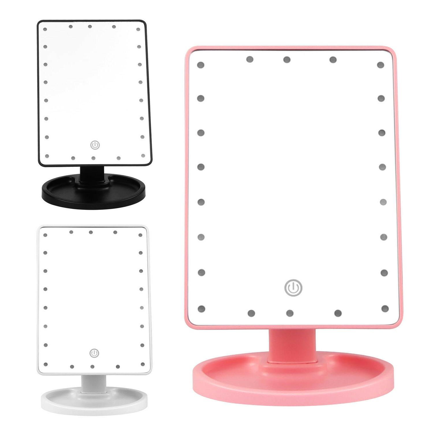 Touch Screen Makeup Tabletop Cosmetic up Mirror