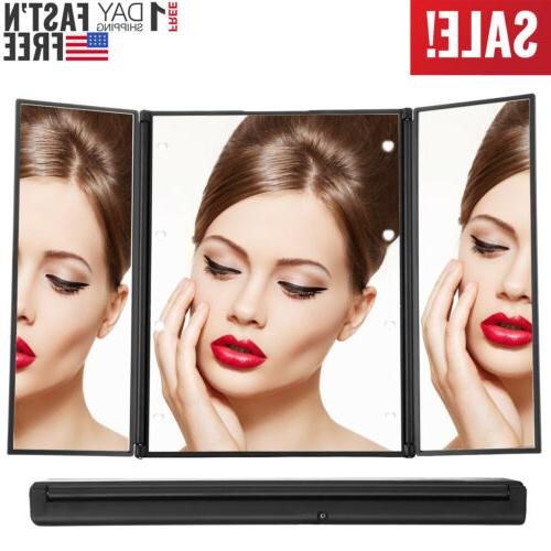 Touch Screen Makeup Tabletop Vanity up