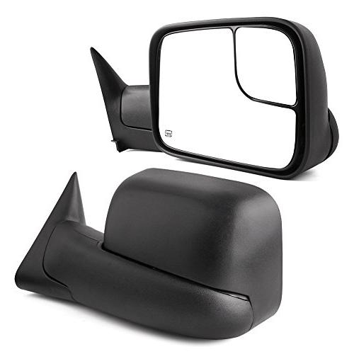 towing mirrors for dodge ram power heated