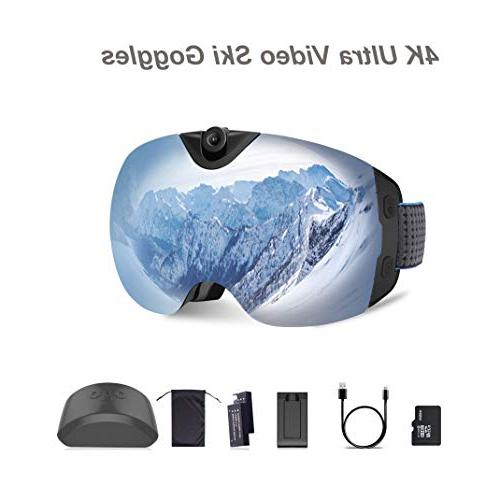 ultra action ski goggles