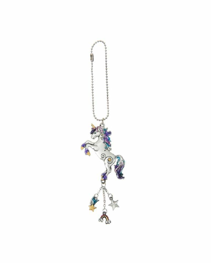 UNICORN Color Art Car w/ Charms & for