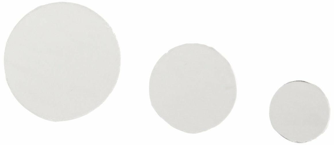 Variable Mirrors 25 Mount Small Round Decor New