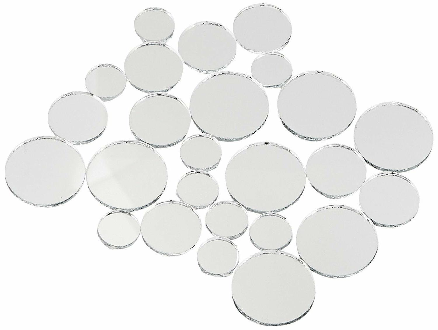 Variable Mirrors Set Small Decor New Glass