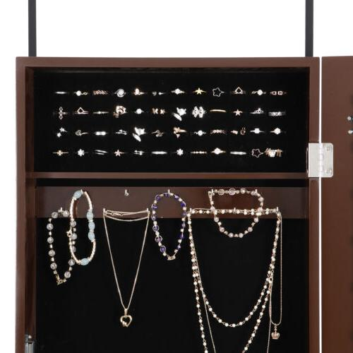 Wall Door Mounted Cabinet Organizer with