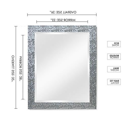 Wall Beveled - Bedroom or
