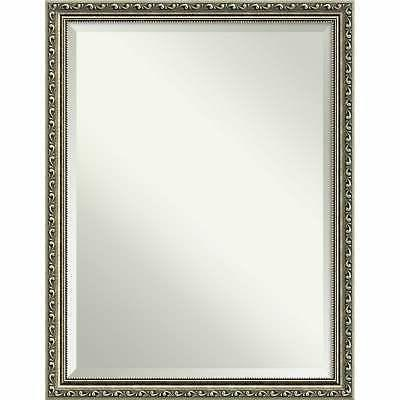 Wall Mirror, Wood - Bronze/Silver/Champagne Champ
