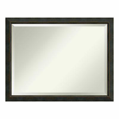 wall mirror signore bronze outer