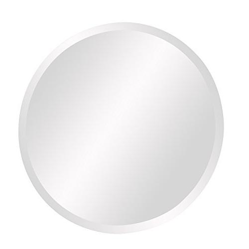 wallmounted mirrors 36005 round frameless