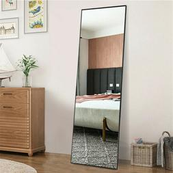 Large Full Length Floor Mirror Leaning Wall Mounted Living B