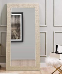 Large Full Length Floor Mirror Leaning Wall Lounge Standing