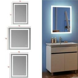 LED Mirror Light Sensor Controlled Antifog Bathroom Lamp Mod