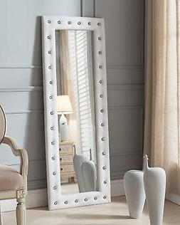 Long Mirror Full Body For Bedroom Large Floor White Tall Mo