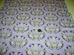 Michael Miller quilt-craft fabric CAKE MIRROR opal 2 yds  Ce