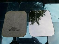Mirror For Craft 4x5 Plastic Lots Of 10