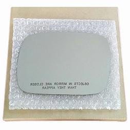 Mirror Glass and ADHESIVE | 1997 - 2001 Jeep Cherokee  SUV P