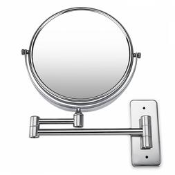 Mirror Wall Mounted For Home Bathroom Toilet Makeup Double S
