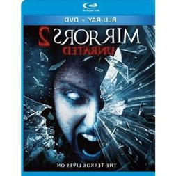 Mirrors 2 Blu-ray DVD Into the Mirror on DVD 2-Disc Set NEW