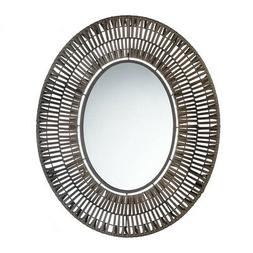 Mirrors For Wall, Antique Decorative Wall Mirrors, Faux Ratt