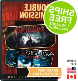 Mirrors / Mirrors 2 Unrated Double Feature  NEW,