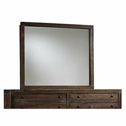 Modus Townsend Solid Wood Mirror in Java