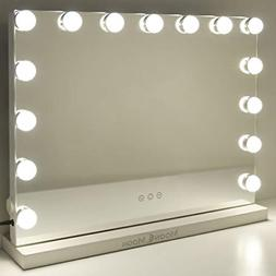 MoonMoon Hollywood Vanity Mirror with Lights,Professional