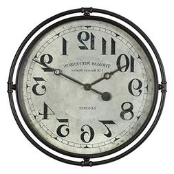 Uttermost Industrial Wall Clock