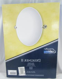 New Gatco 5079 Oval Mirror from the Designer II Collection -