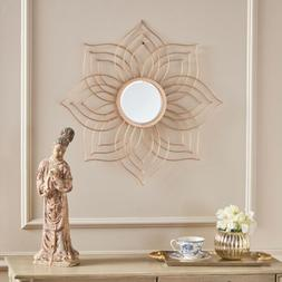 Ophelia Floral Finished Wall Mirror