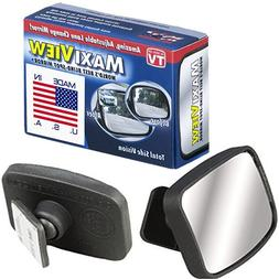 Over 1 MILLION sold MaxiView, Worlds Best Blind Spot Mirrors