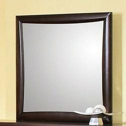 Coaster Phoenix Dresser Mirror in Rich Cappuccino Finish