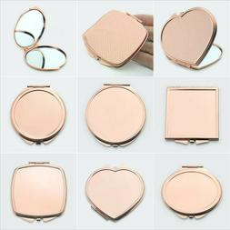 Portable Cosmetic Mirror Foldable Double Sided Mirror Compac