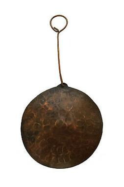Premier Copper Products -  Round Copper Christmas Ornament -