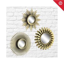 Round Mirrors for Wall Decor Farmhouse Decorations for The H