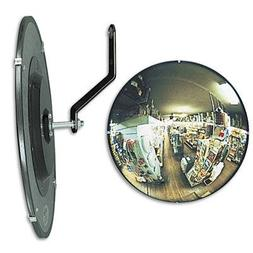 "See All - 160 Degree Convex Security Mirror 12"" Dia. ""Produc"