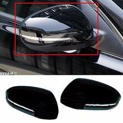 Side Mirror Cover Repeater Type 2P Color EB/Black for Kia 20