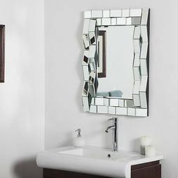 Decor Wonderland SSD092 Iso Modern Bathroom Mirror