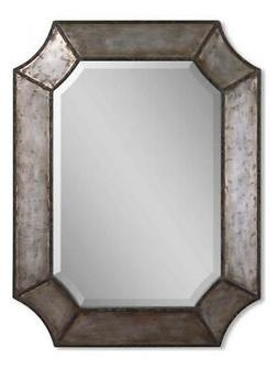 Stylish And Classic Uttermost Elliot Distressed Aluminum Mir