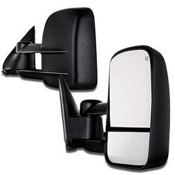 SCITOO Towing Mirrors, fit Chevy GMC Exterior Accessories Mi